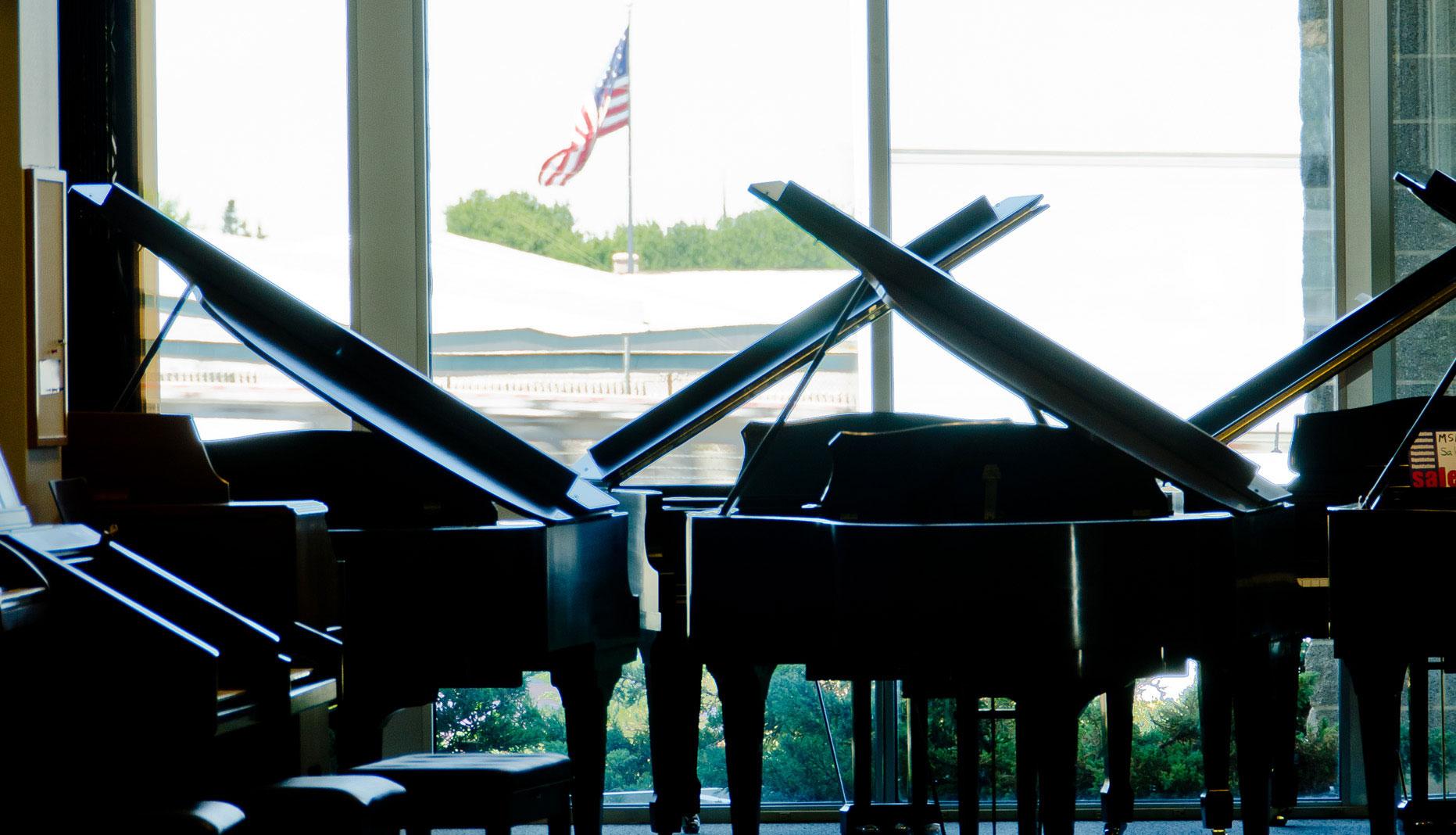 Ogden Grand Pianos