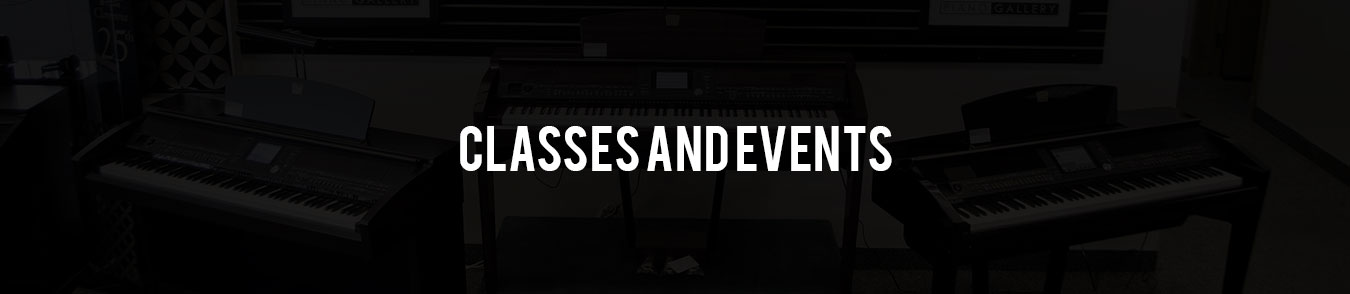 Piano Classes and Events in Ogden, UT