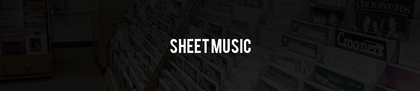 Sheet Music in Ogden, Utah