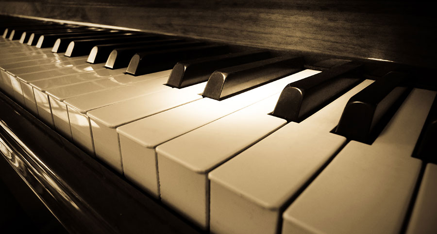 Piano Keys in Ogden, UT