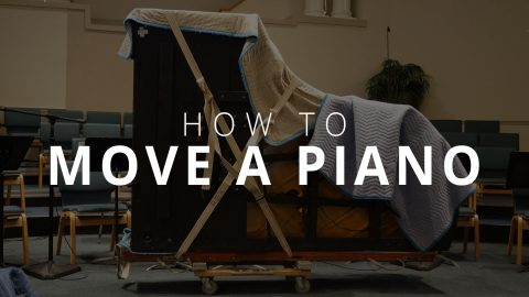 How to Safely Move a Piano