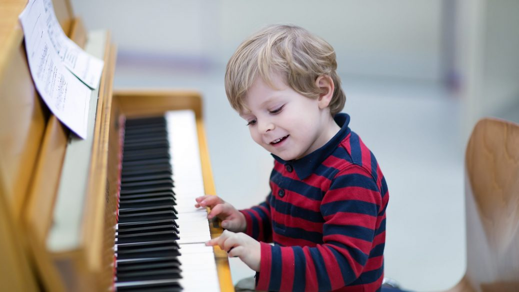Benefits of Learning Music as a Child