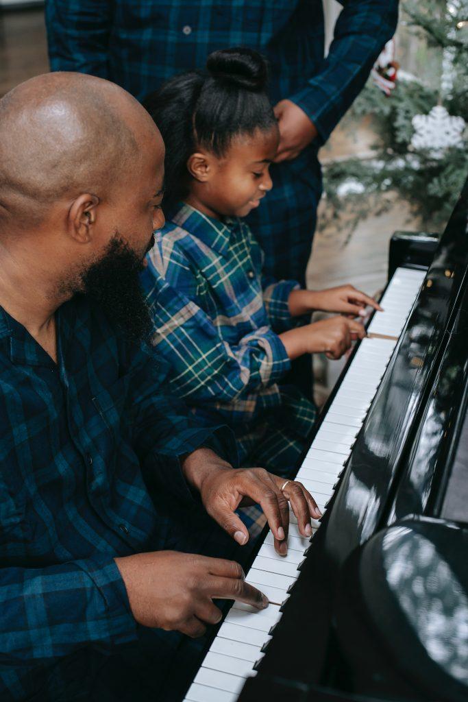 new piano